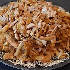 Fries Top Chicken Shawarma