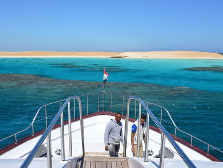 Diving the North Red Sea in Egypt