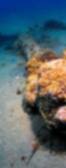 Underwater Gibraltar