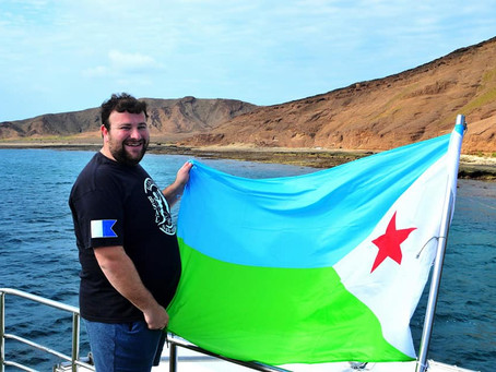 Djibouti - An Adventure Through East Africa!