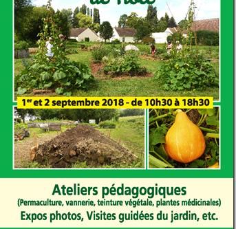 Passer visiter le jardin partagé de Nocé en permaculture !!  Samedi 1er et Dimanche 2/9