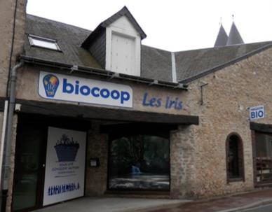 """Retrouvez-nous à La biocoop """"Les iris """"de la Ferté-bernard ce vendredi 22/11 entre 10h et"""