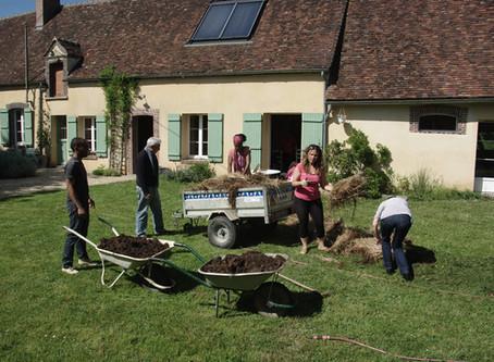 La suite du stage permaculture