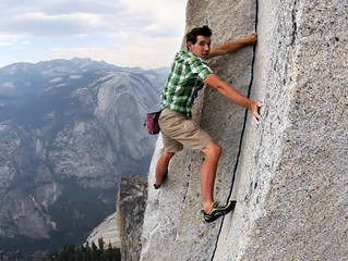 First Free Solo of El Capitan, Yosemite