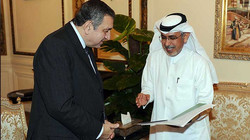 لقاء مع رئيس الوزراء المصري