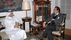 لقاء مع وزير الثقافة المصري