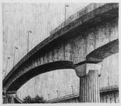 les images grisées - 09, crayon sur papier toile, 13 x 15 cm, 2015