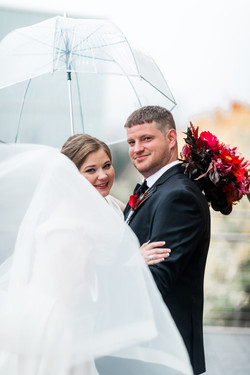 Andrew and Stephanie Wedding
