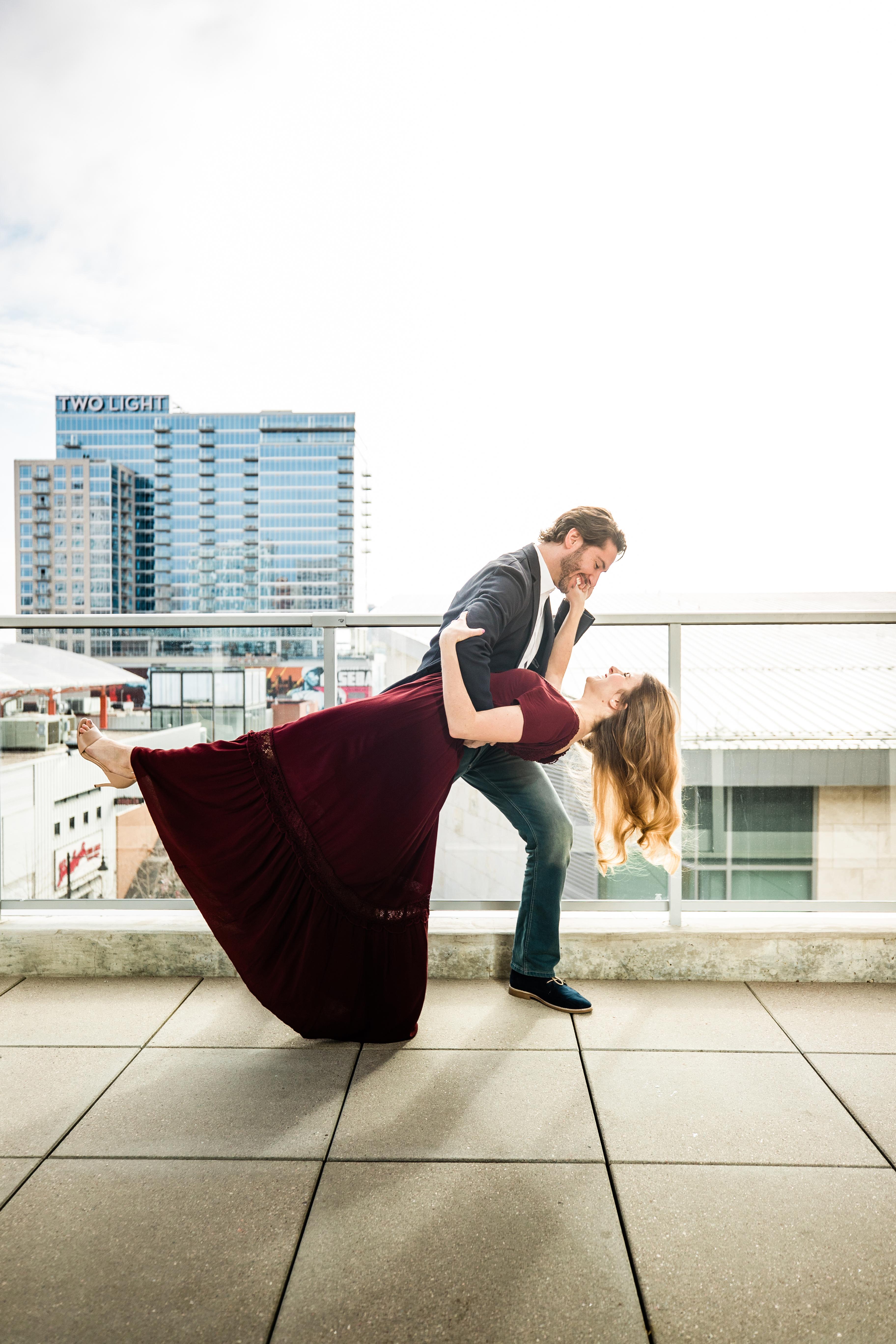 Jason and Bethany Engagement