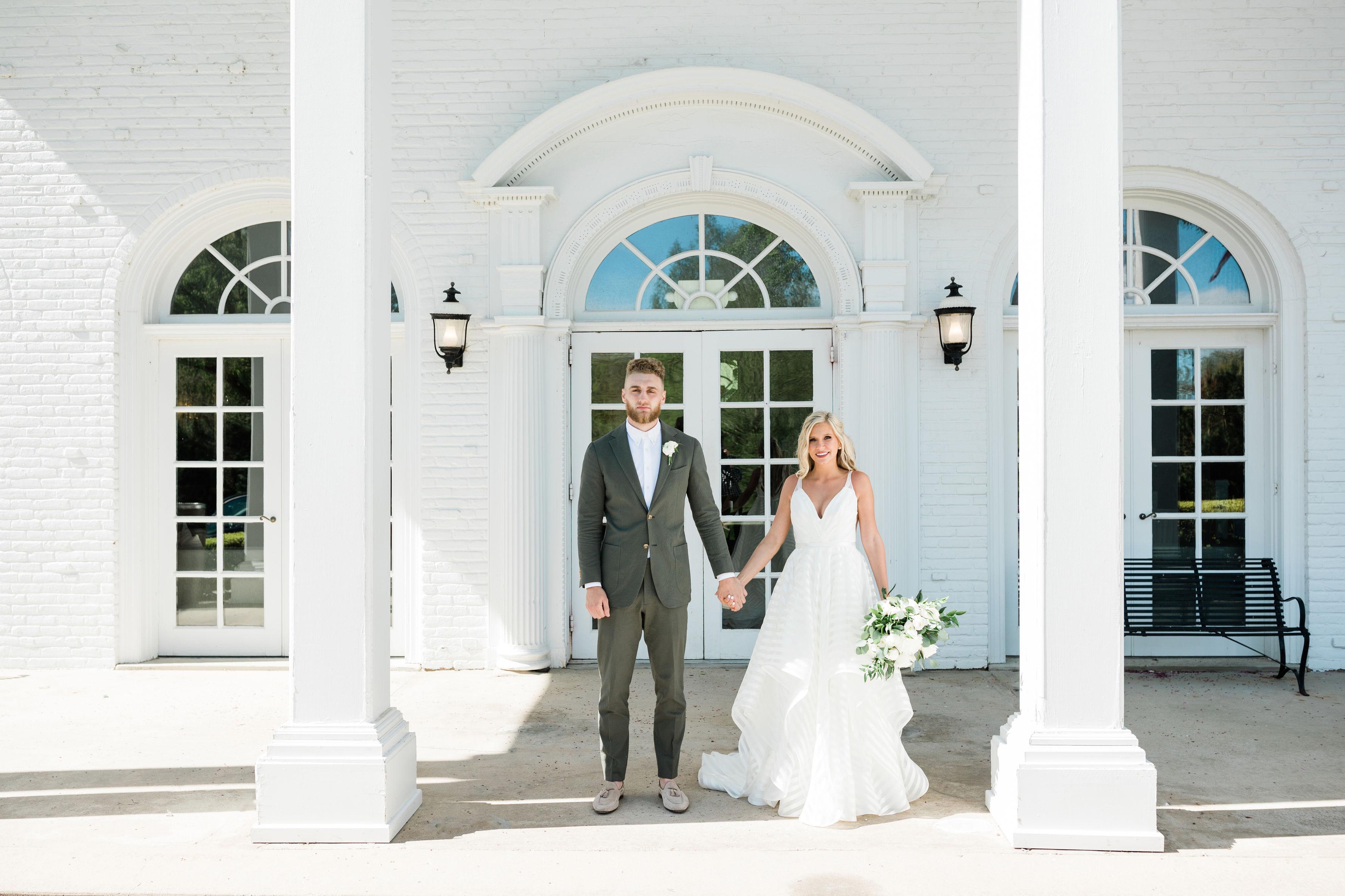 Gehrig and Meg Wedding