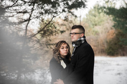 Vance and Bracie Engagement
