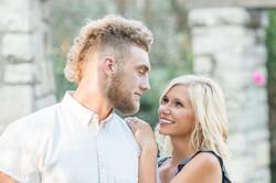 Gehrig and Meg Engagement