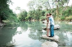 Dakota and Adrienne Engagement