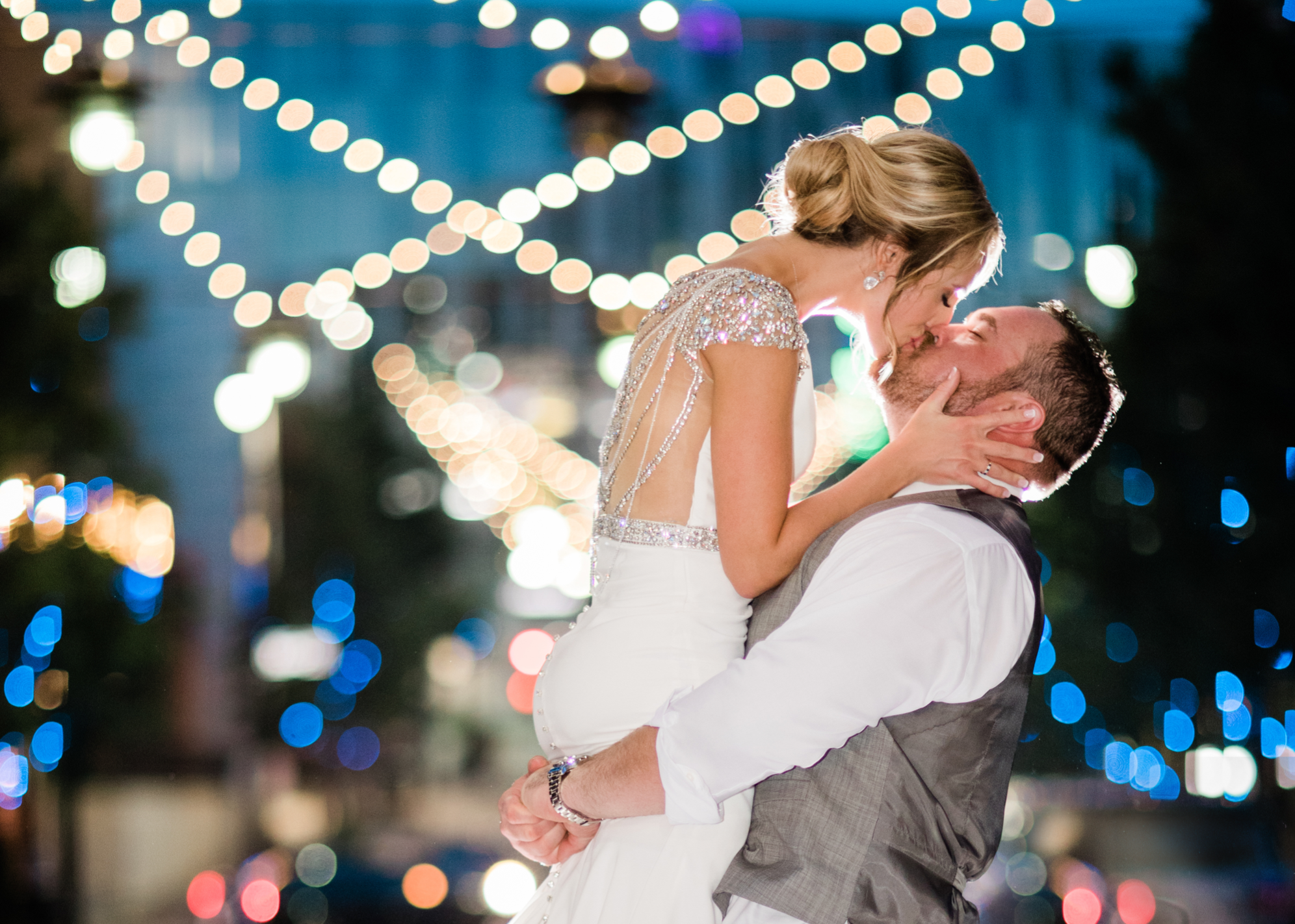 Evan and Ashley Wedding