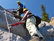 Via Ferrata Sept 16, COE Fall, Doodle MT