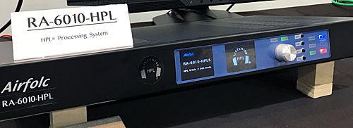 HPLプロセッサー RA-6010-HPL