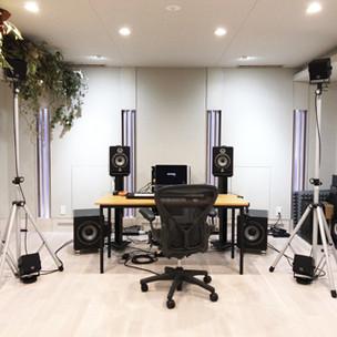 立体音響システムデザイン