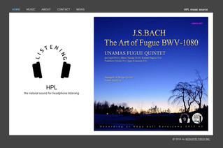 """HPL music source"" web open"