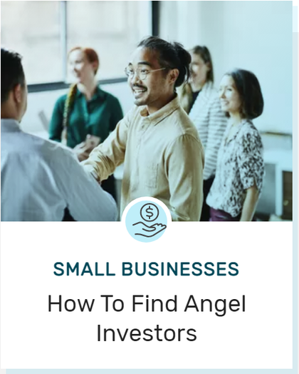 https://www.thebalance.com/how-to-find-angel-investors-5188279
