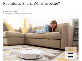 Roomba vs. Shark: Which is better?