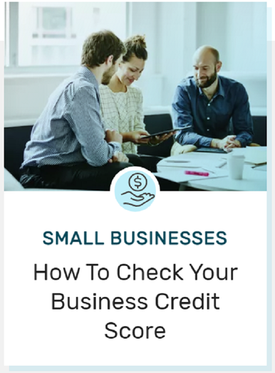 How To Check Your Business Credit Score