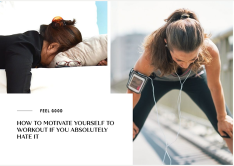 How to motivate yourself to workout if you absolutely hate it