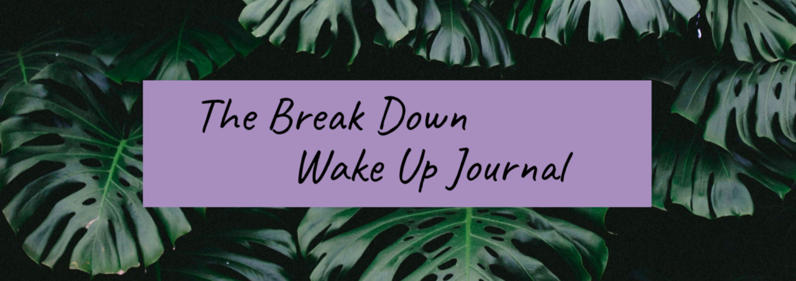 The Breakdown Wake Up Journal.png