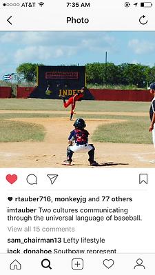 cuba adventur group baseball camps