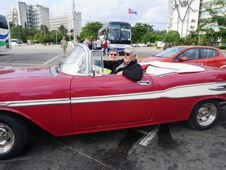 Hola from Cuba!