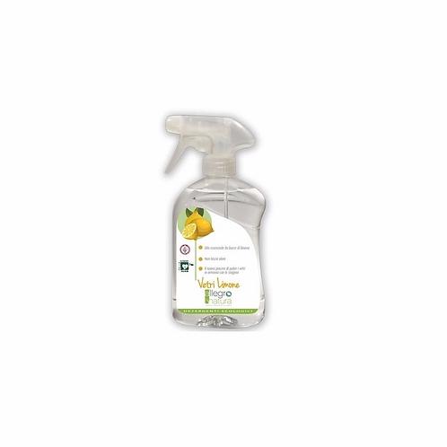 Ökologisches Reinigungsmittel Zitrone