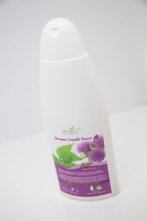 Shampoo gegen fettiges Haar