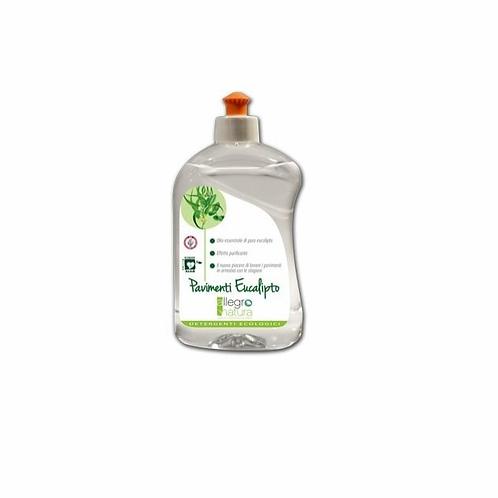 Ökologisches Waschmittel zum Waschen von Böden