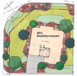 Model Home-Garden of the Gods