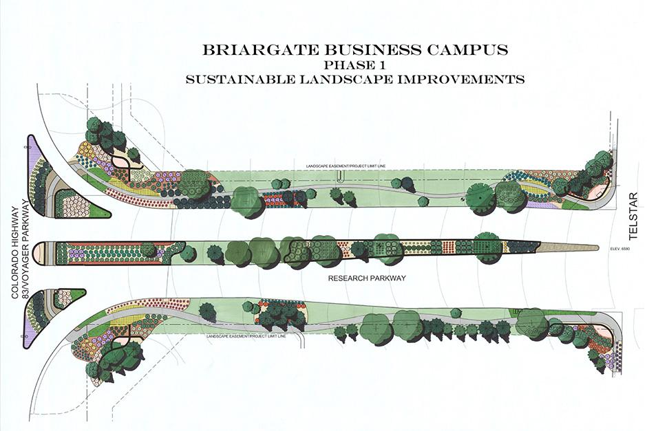 Briargate Business Campus