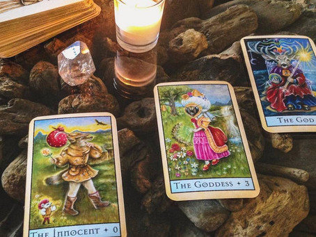 Darwin Tarot Card Readings