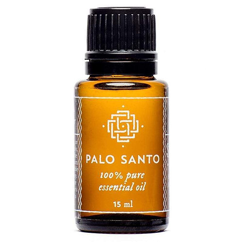 Palo Santo Essential Oil, 15ml (100% Pure)