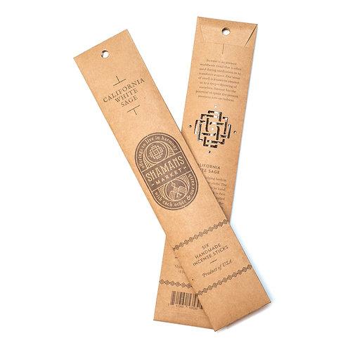 Artisan California White Sage Incense Sticks