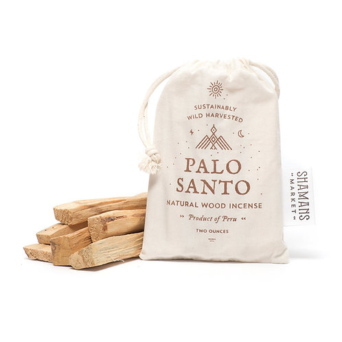 Palo Santo Incense Sticks - Peru