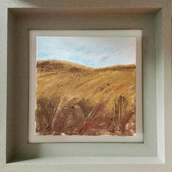 'Coed Helen, Winter' Original Painting