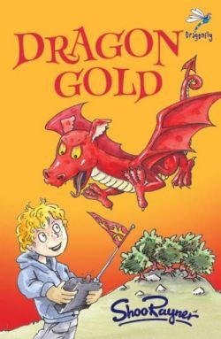 'Dragon Gold' by Shoo Rayner