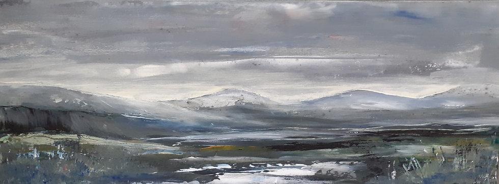 'Not Quite Morning' Original Painting