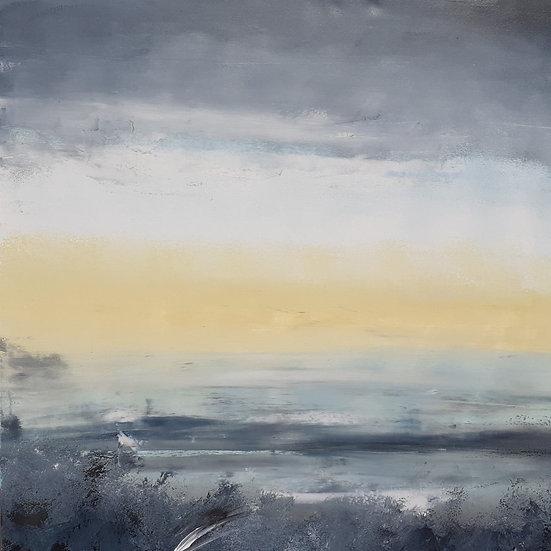 'Sunrise' Original Acrylic Painting