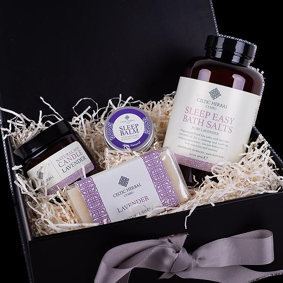 Sleep Easy Gift Box - Lavender
