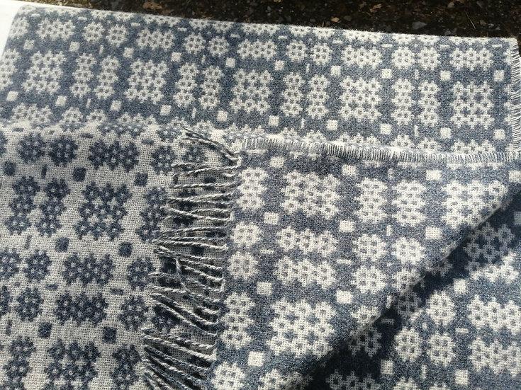 Moonstone Welsh Tapestry Throw