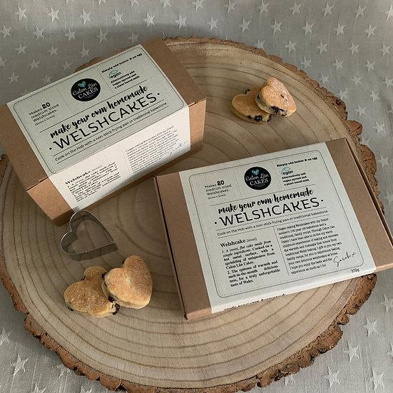 Make your own Welshcakes kit