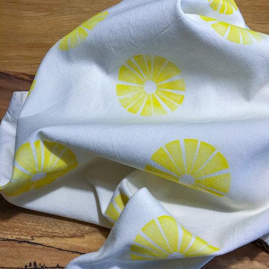 Sun Design Organic Cotton & Bamboo Tea Towel