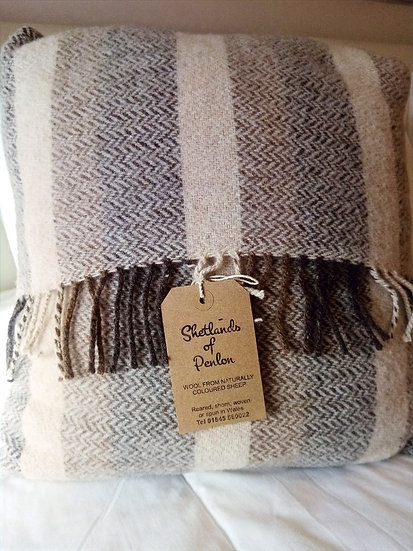 Pure Shetland Wool Cushion