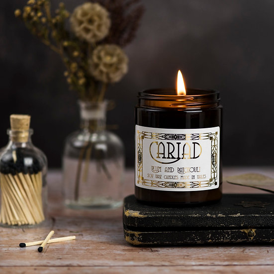 Cariad Candle