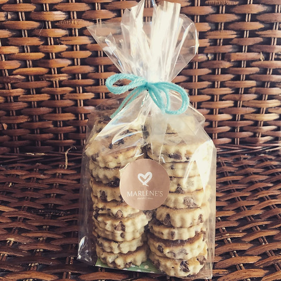 Welsh Cake Minis (contains 35 mini Welsh Cakes)