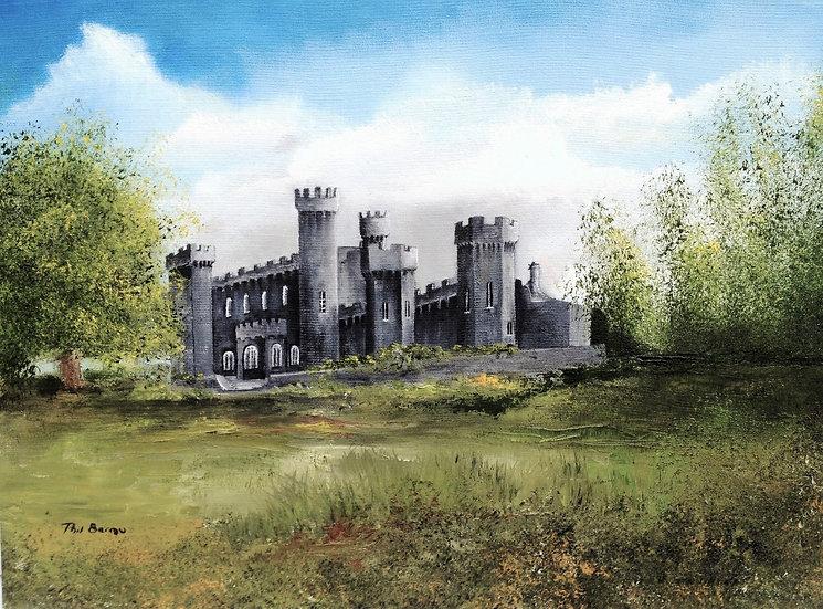 'Bodelwyddan Castle' Signed Print